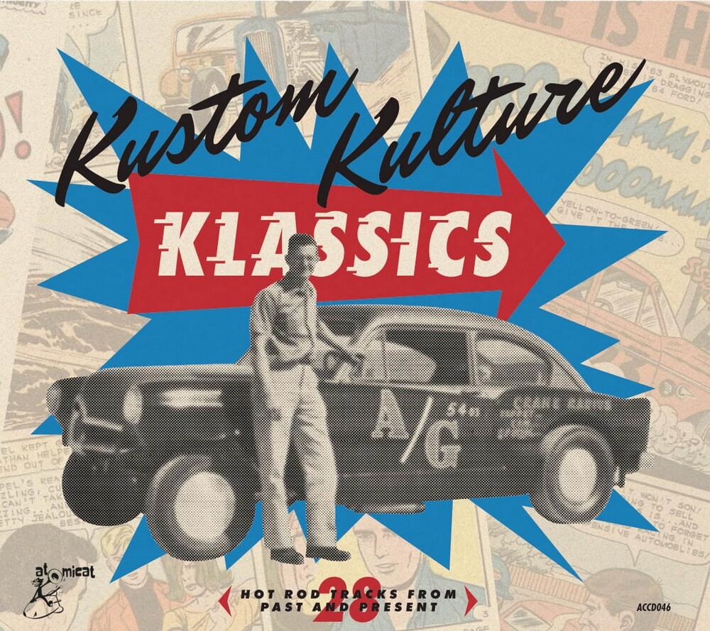 Kustom Kulture Klassics / Various - Kustom Kulture Klassics / Various