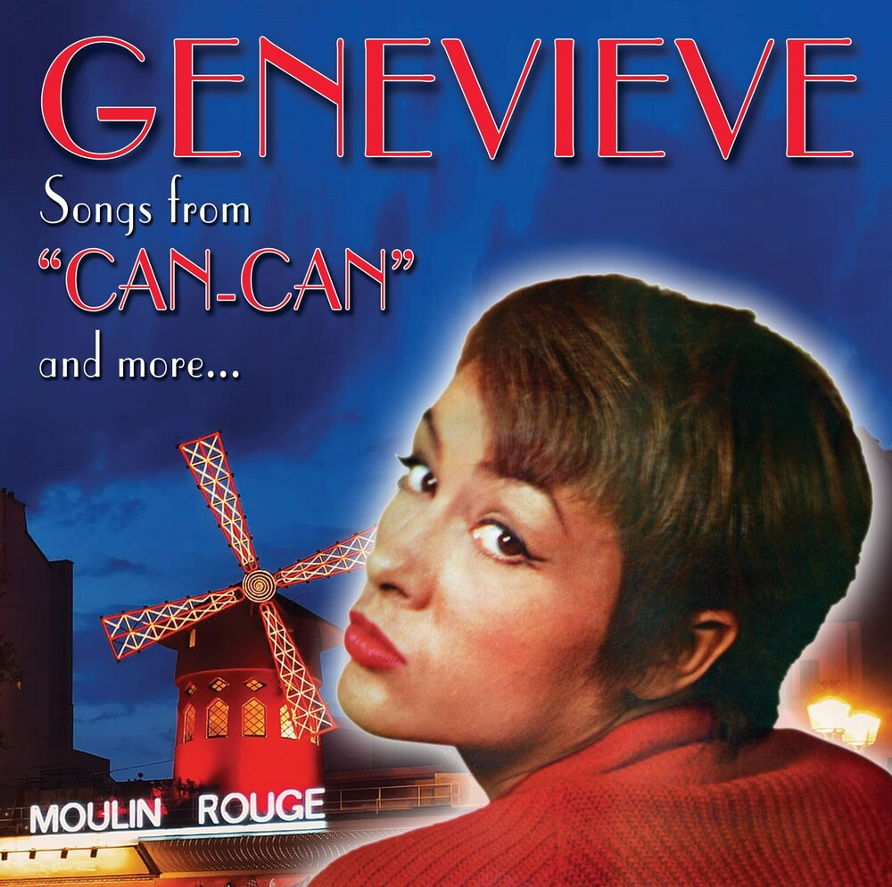 Genevieve - Songs From Can-Can And More