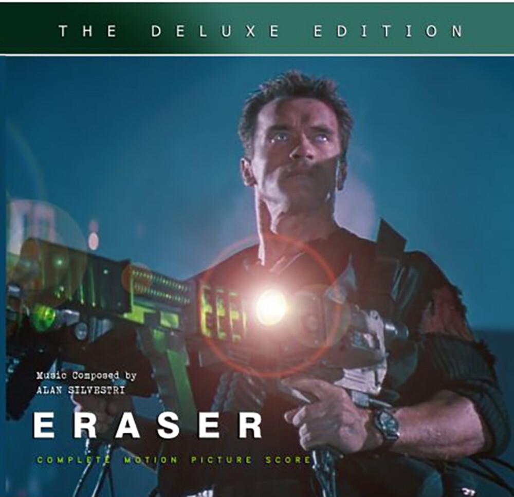 Alan Silvestri Ita - Eraser (Complete Motion Picture Score)