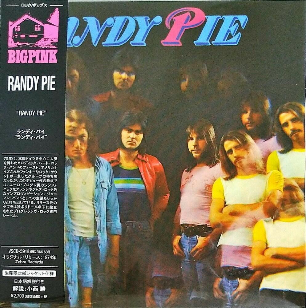 Randy Pie - Randy Pie (Jmlp) (Ltd) (Jpn)
