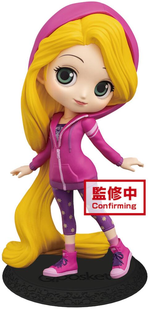 Banpresto - BanPresto - Disney Rapunzel Avatar Q posket Figure