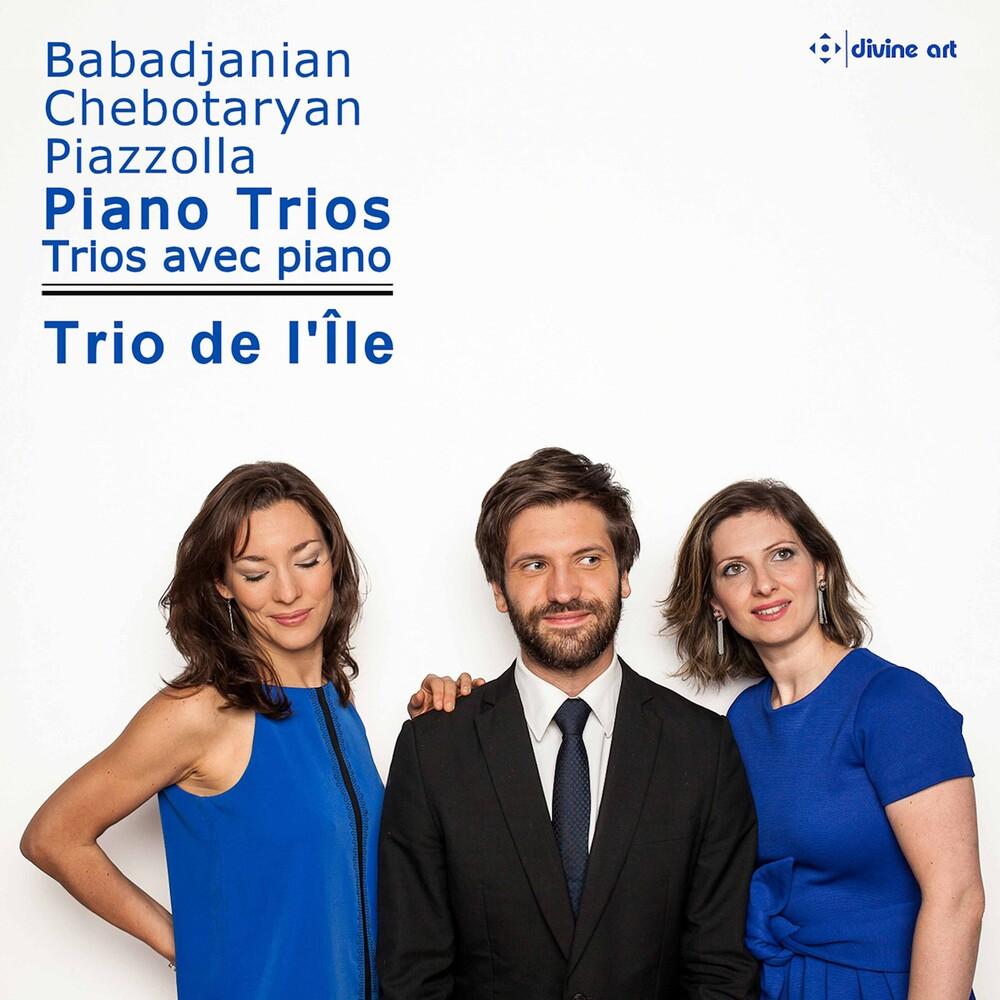 Babadjanian / Trio De Lile - Piano Trios