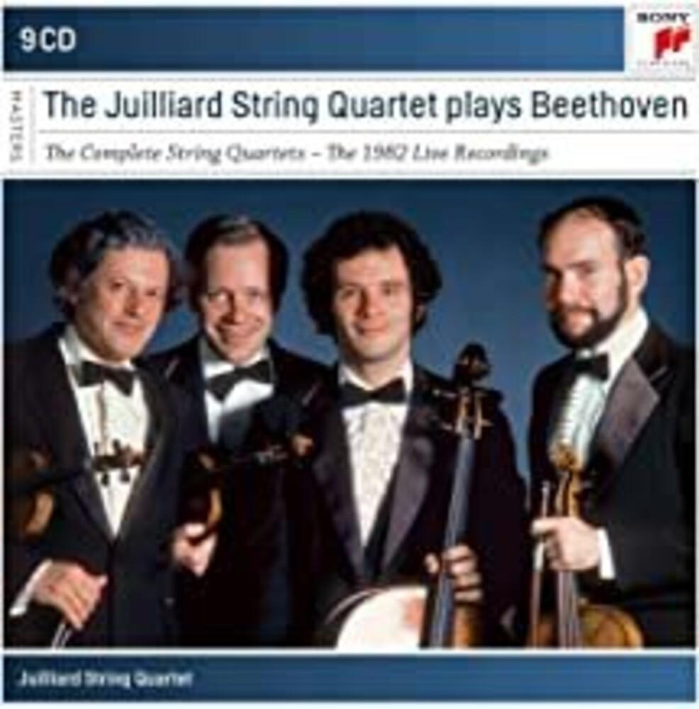 - Complete String Quartets