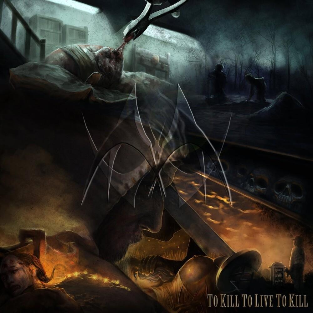 Manticora - To Kill To Live To Kill & To Live To Kill To Live