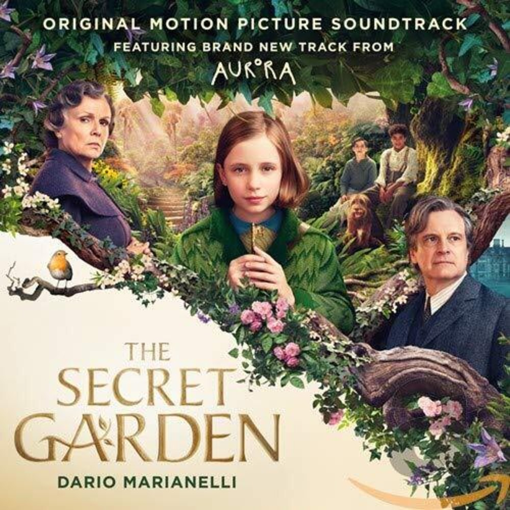 Dario Marianelli Uk - The Secret Garden (Original Motion Picture Soundtrack)