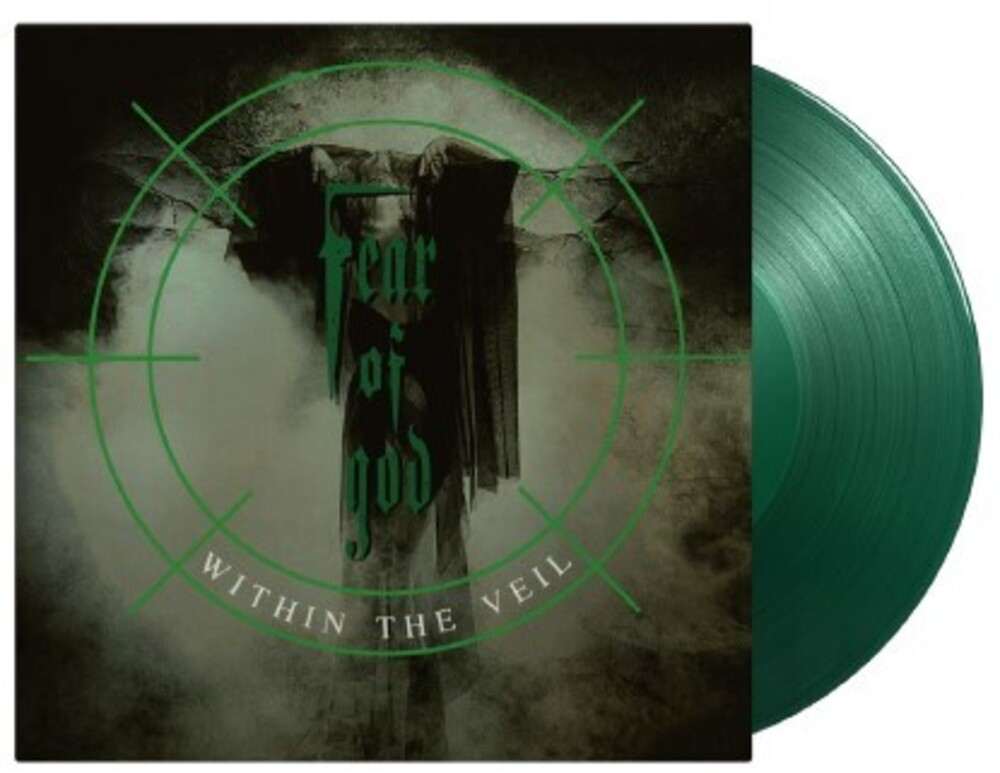 Fear Of God - Within The Veil [Limited 180-Gram Transparent Green Colored Vinyl]
