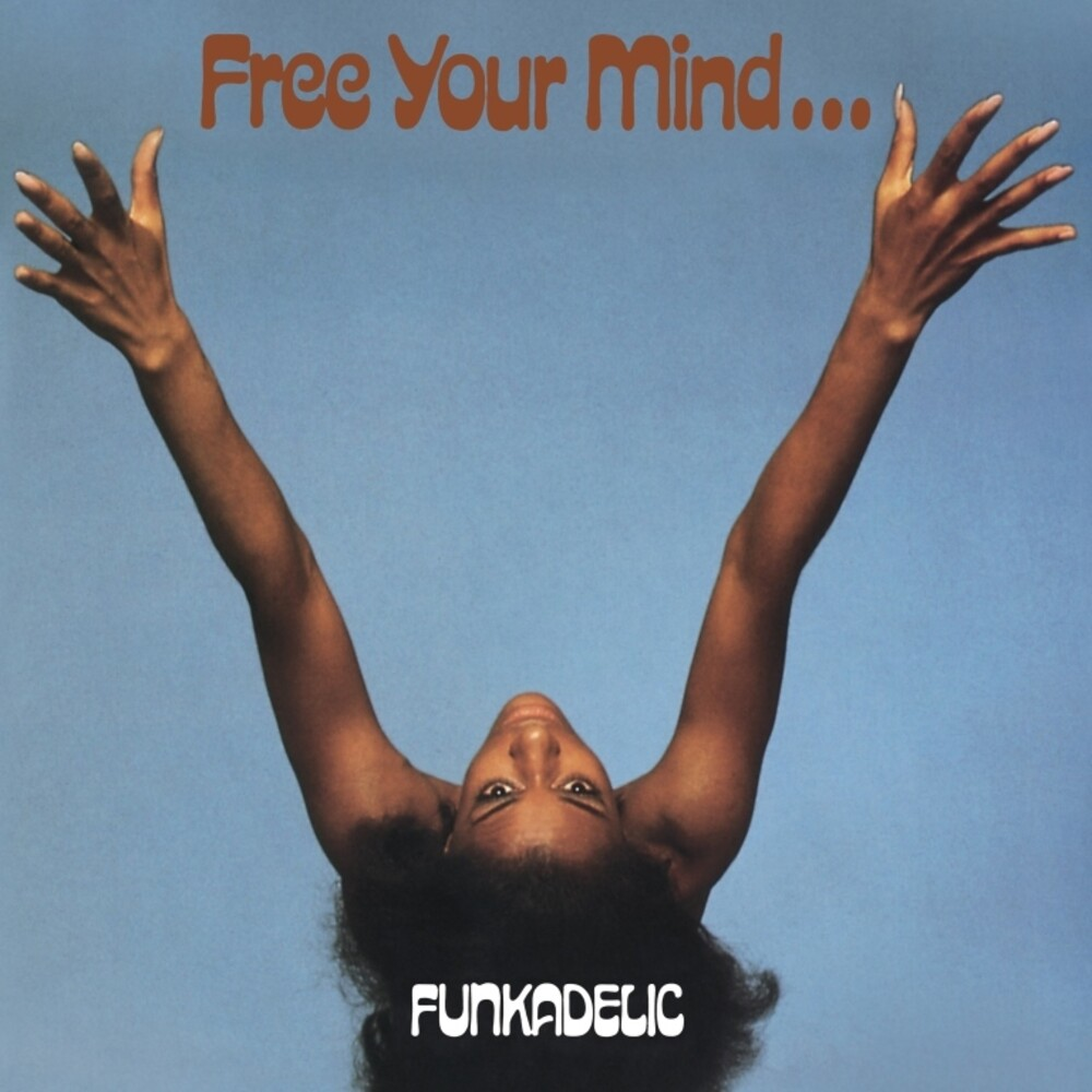Funkadelic - Free Your Mind (Blue) (Ogv) (Uk)