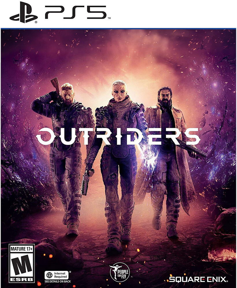 Ps5 Outriders - Replen - Outriders for PlayStation 5