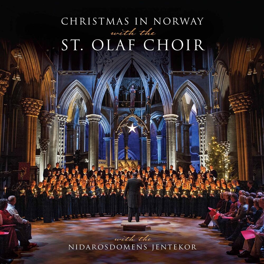 St. Olaf Choir - Christmas in Norway