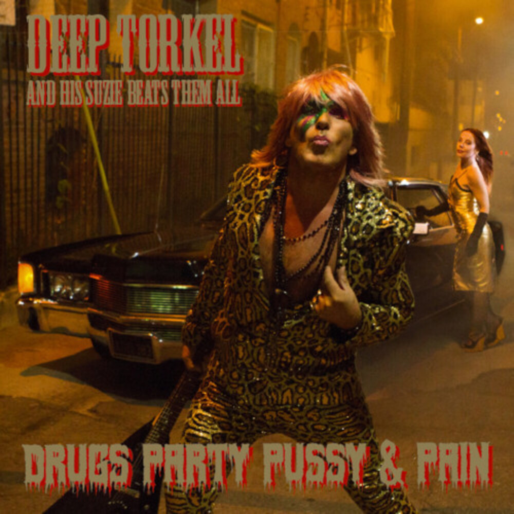 Deep Torkel & His Suzie Beats Them All - Drugs Party Pussy & Pain