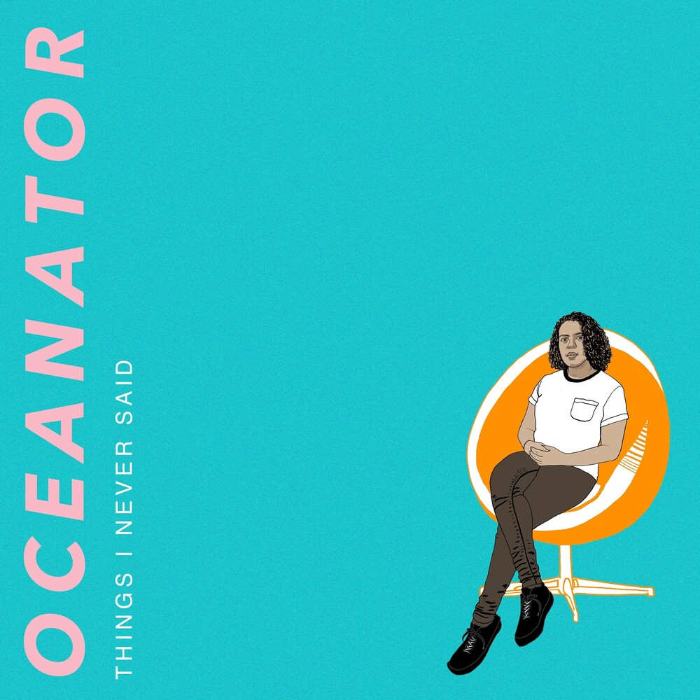 Oceanator - Things I Never Said (Orange Swirl Vinyl) (Org)
