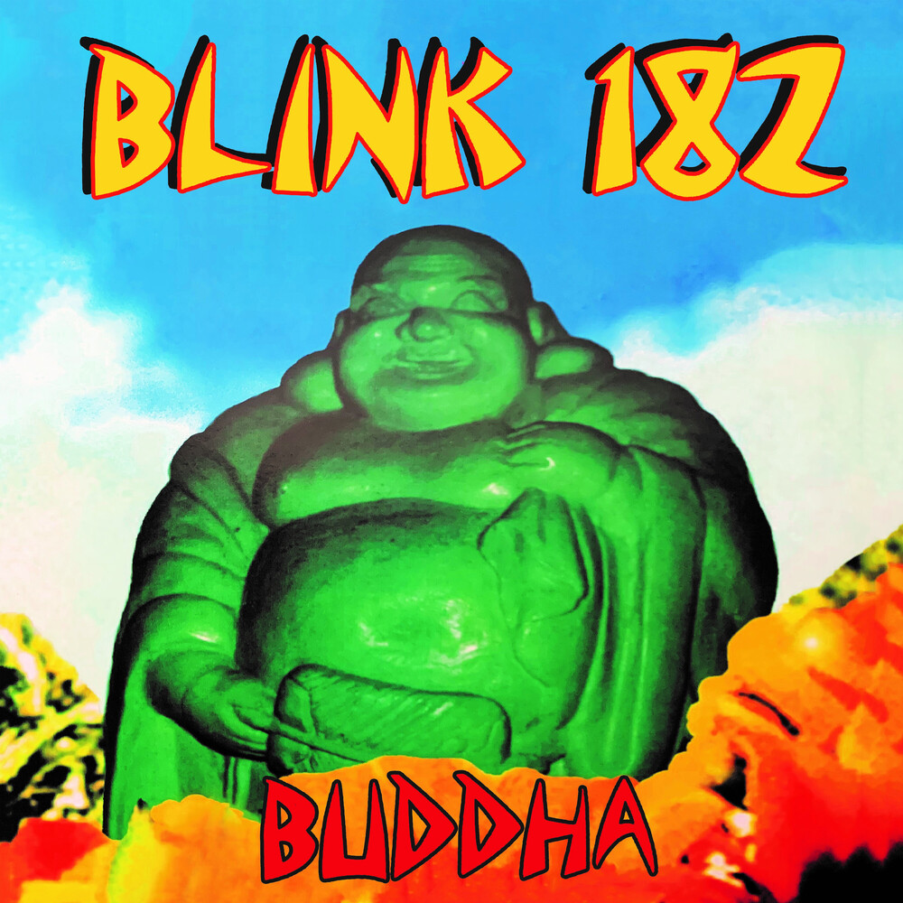 Blink 182 - Buddha (Tri-Color Vinyl)