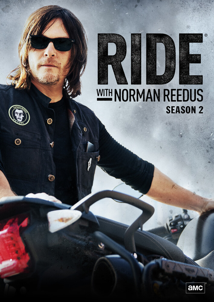 Ride with Norman Reedus: Season 2 - Ride With Norman Reedus: Season 2 (2pc)