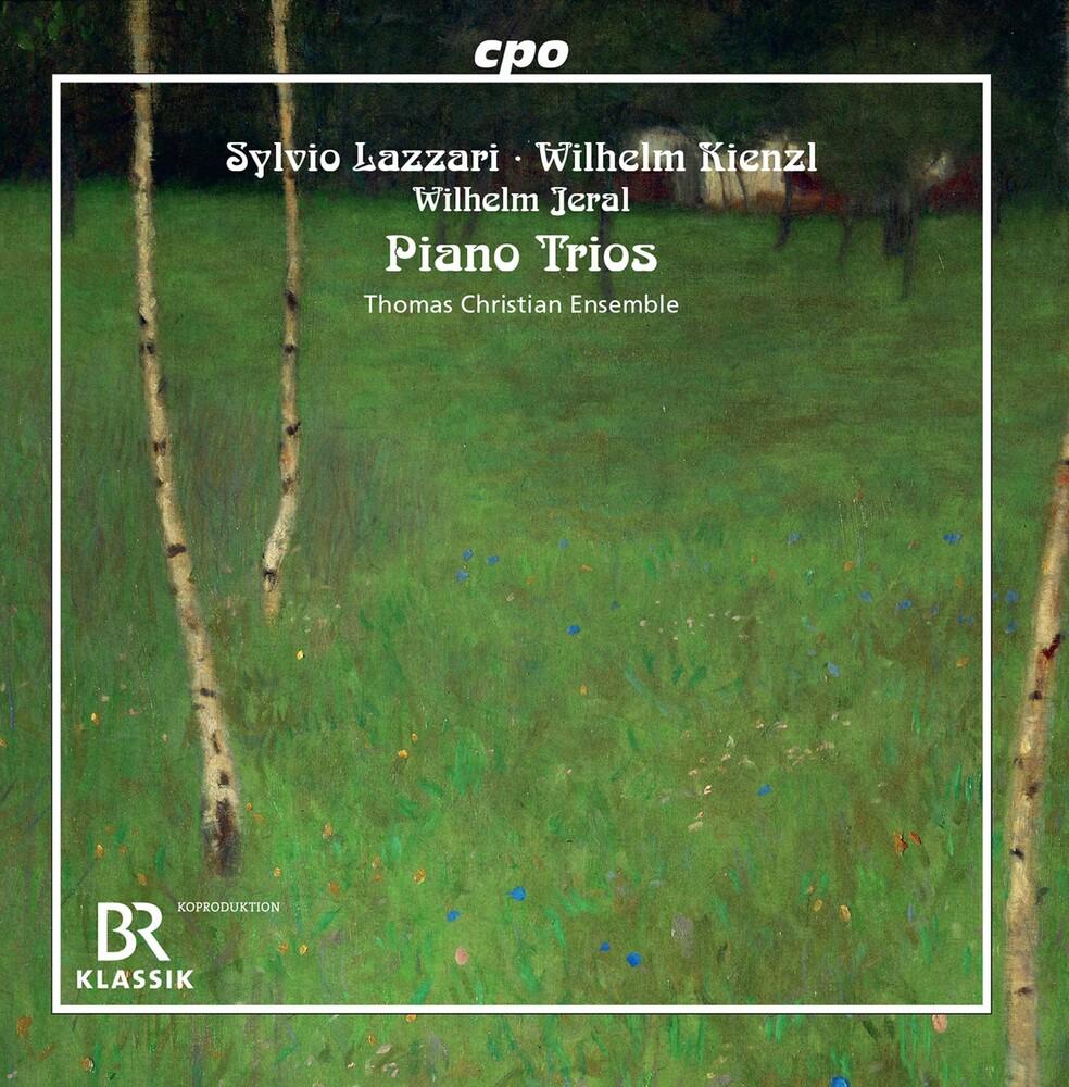 Jeral / Christian - Piano Trios