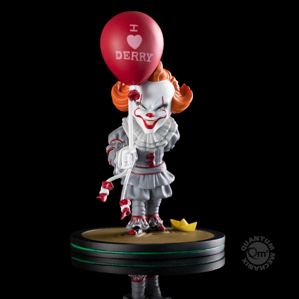 It - Pennywise Q-Fig - Quantum Mechanix - It - Pennywise Q-Fig