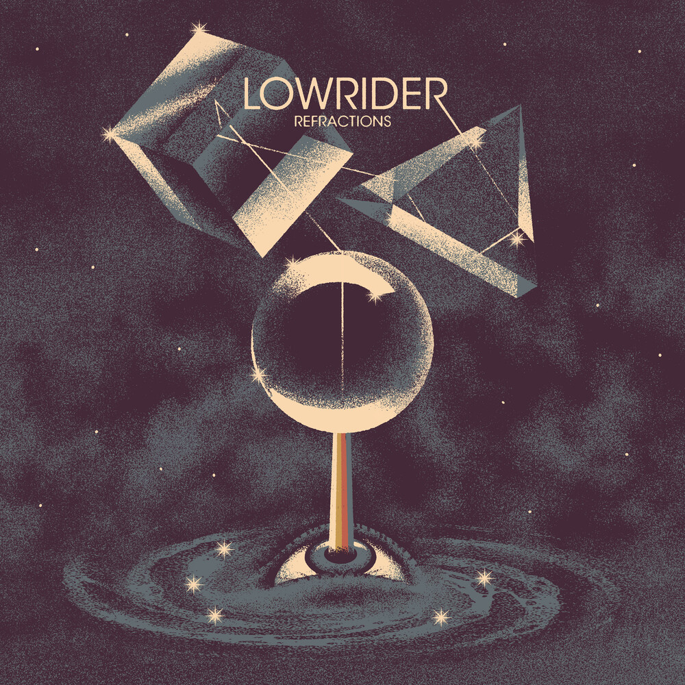 Lowrider - Refractions [Colored Vinyl] (Red)