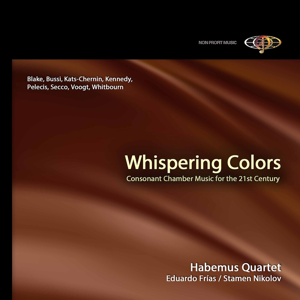 Whispering Colors / Various - Whispering Colors