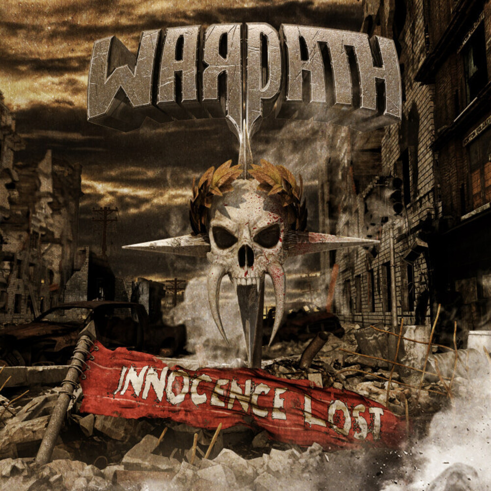 Warpath - Innocence Lost - 30 Years Of Warpath