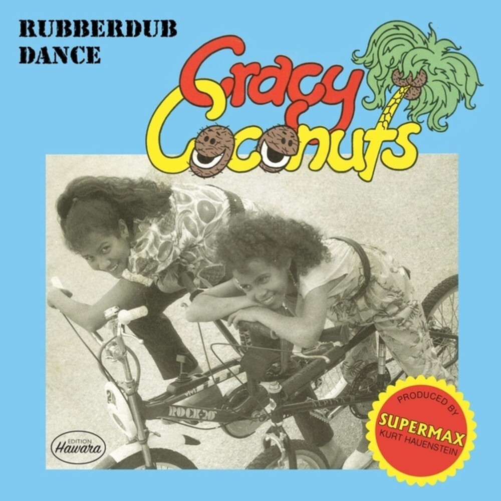 Cracy Coconuts - Rubberdub Dance (Can)