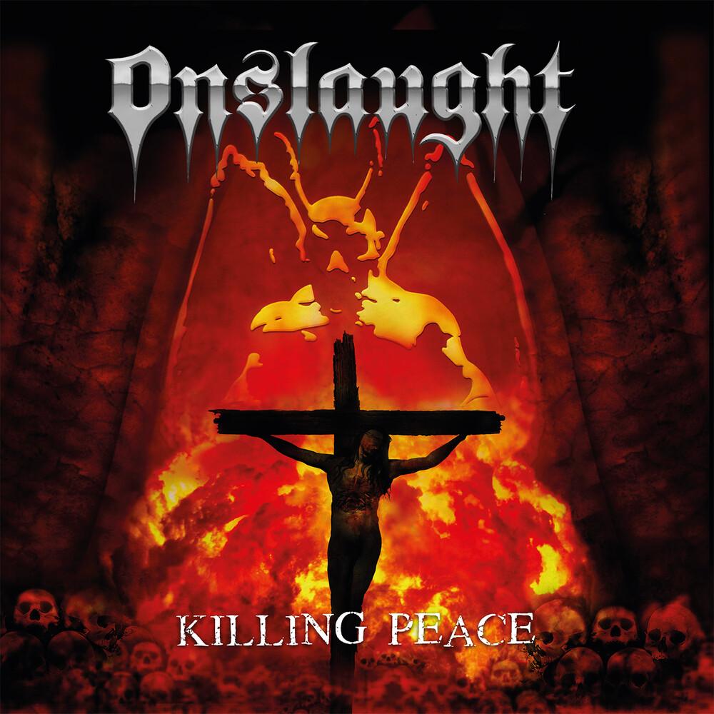 Onslaught - Killing Peace