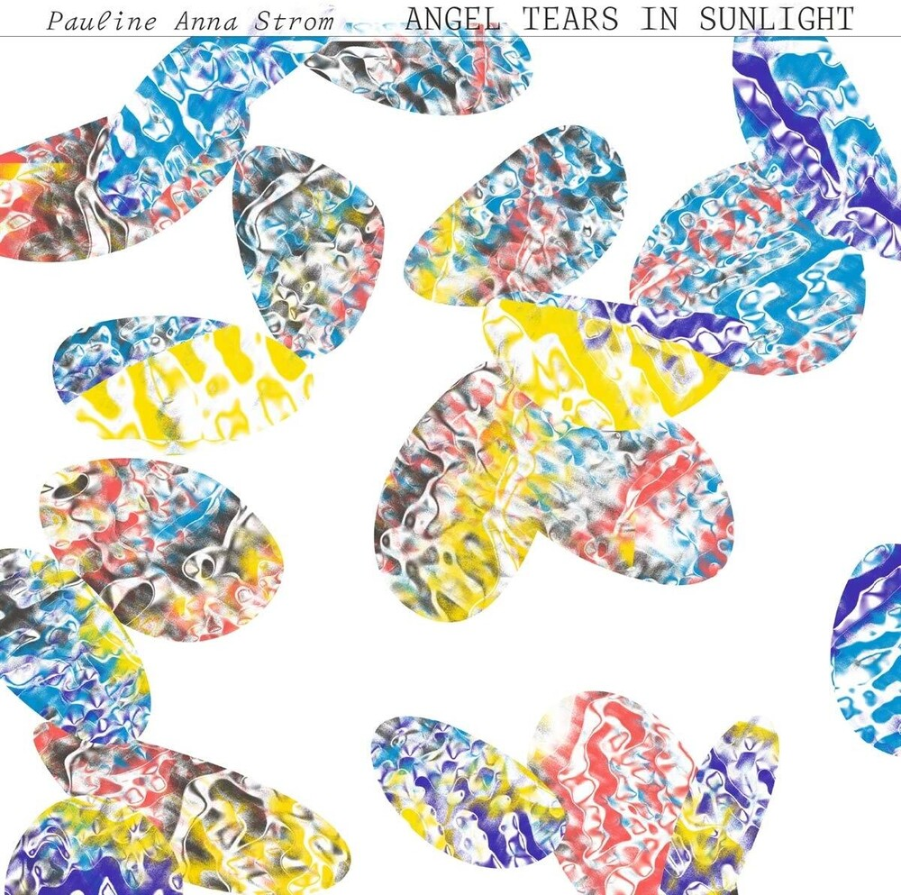 Pauline Strom  Anna - Angel Tears In Sunlight [Indie Exclusive] (Clear Red Yellow)