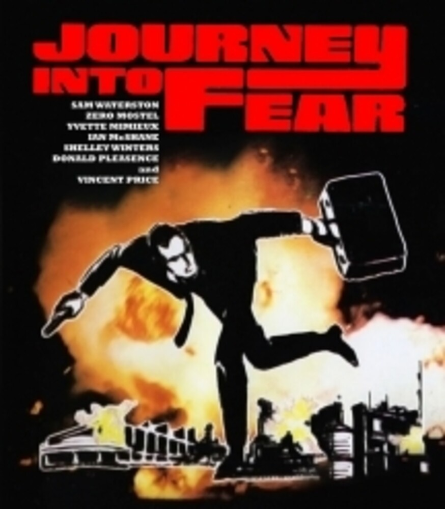 Journey Into Fear - Journey Into Fear