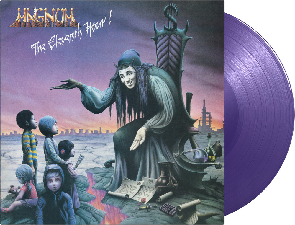 Magnum - Eleventh Hour [Colored Vinyl] [Limited Edition] [180 Gram] (Purp) (Hol)
