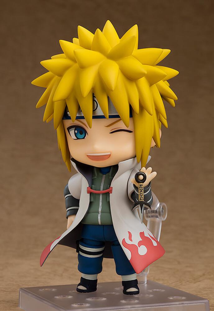 Good Smile Company - Good Smile Company - Naruto Shippuden - Nendoroid Minato Namikaze
