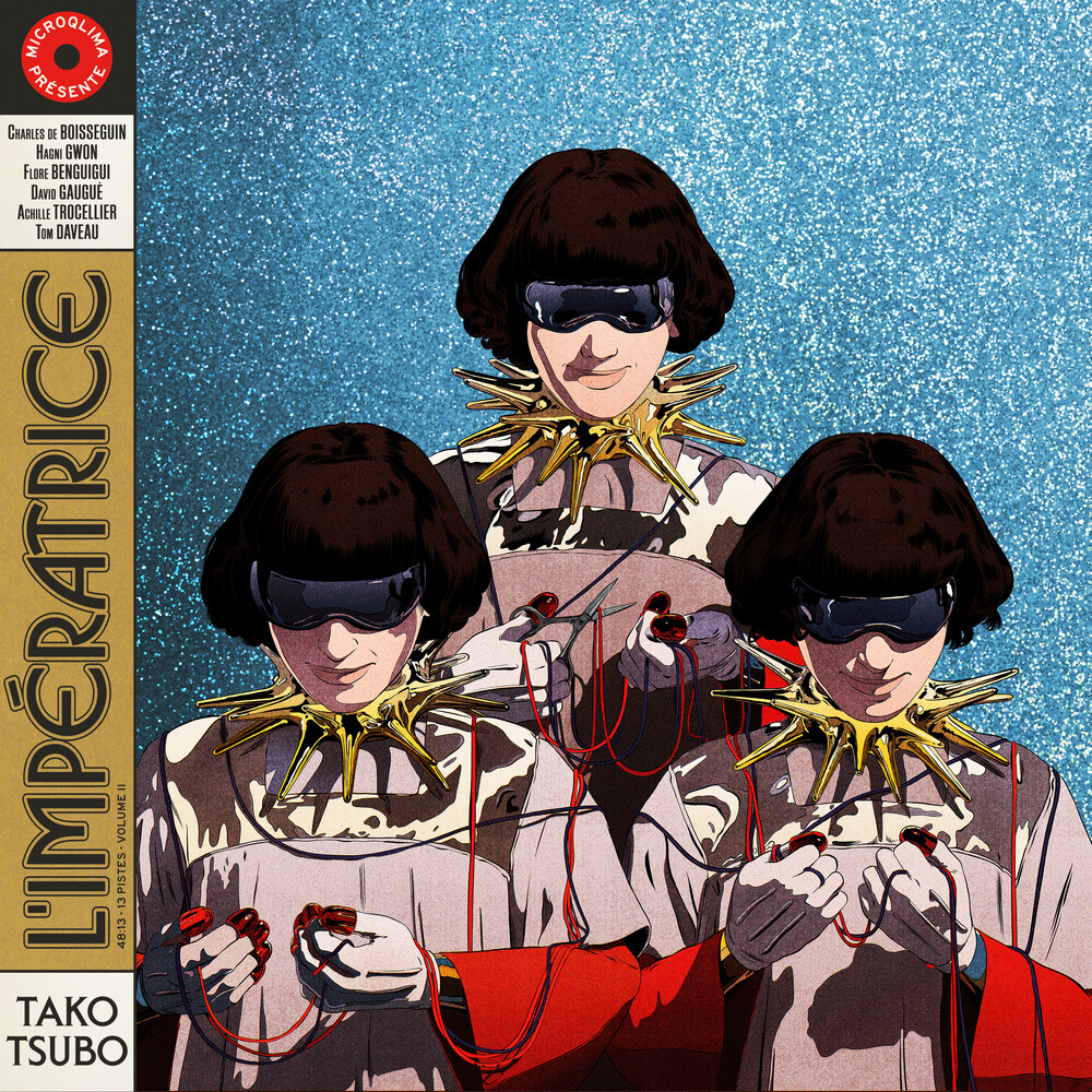 L'Impératrice - Tako Tsubo (Gate) [Download Included]