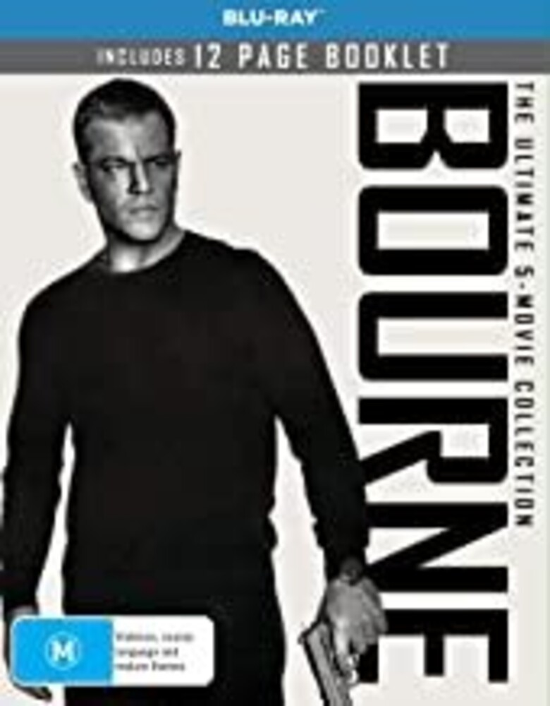 Bourne: The Ultimate 5-Movie Collection - Bourne: The Ultimate 5-Movie Collection (5pc)