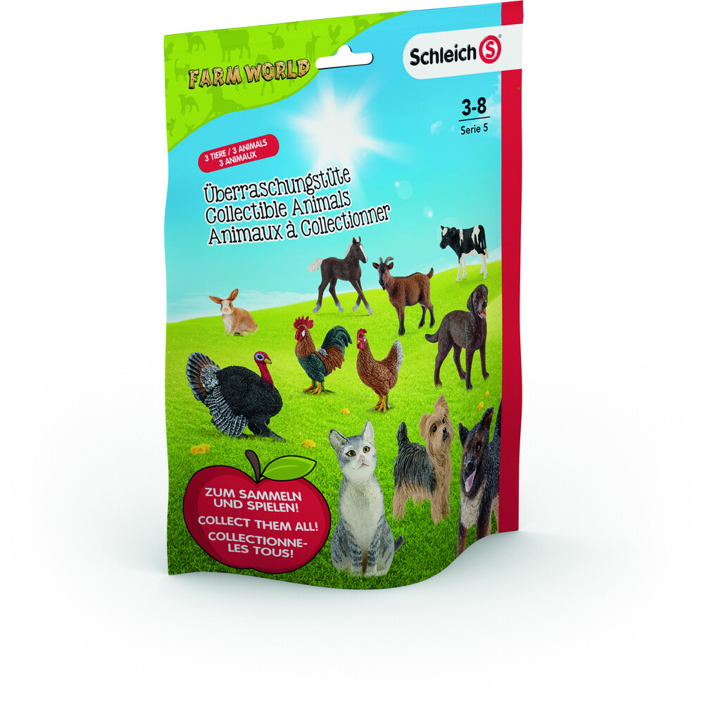 Schleich - Farm World Large Blind Bag