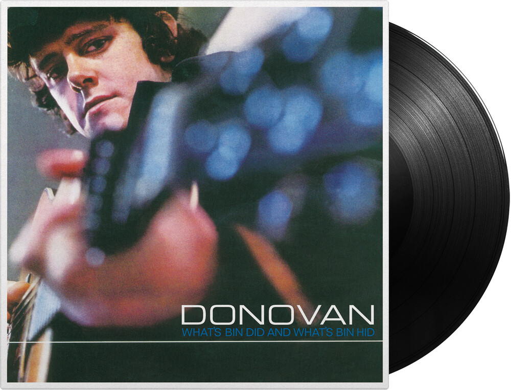 Donovan - What's Bin Did & What's Bin Hid (Blk) [180 Gram] (Hol)