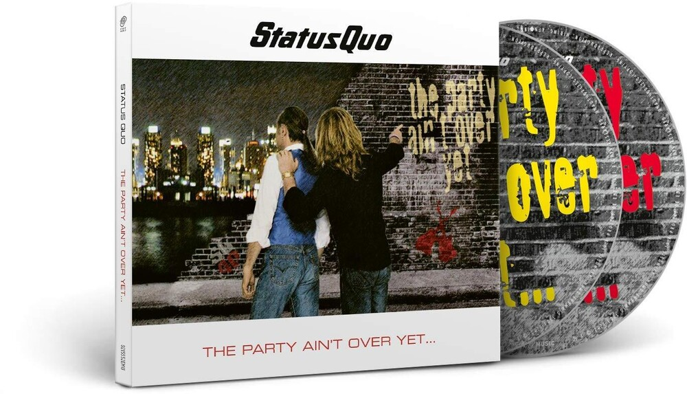 Status Quo - Party Ain't Over Yet [Deluxe]