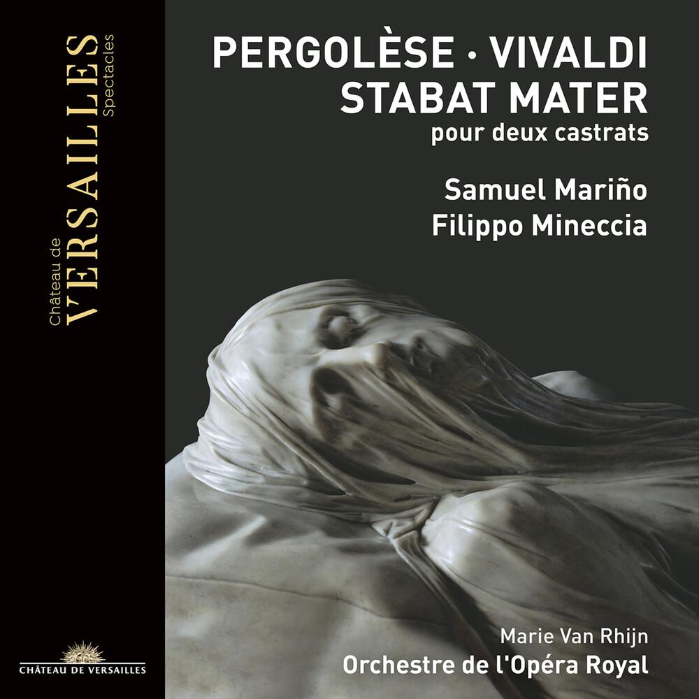 Pergolesi / Marino / Rhijn - Stabat Mater Pour Deux Castrat