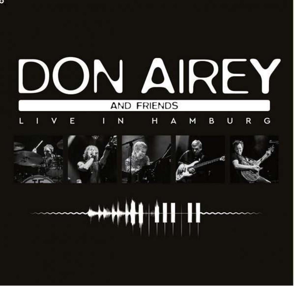 Don Airey - Live In Hamburg [Indie Exclusive]