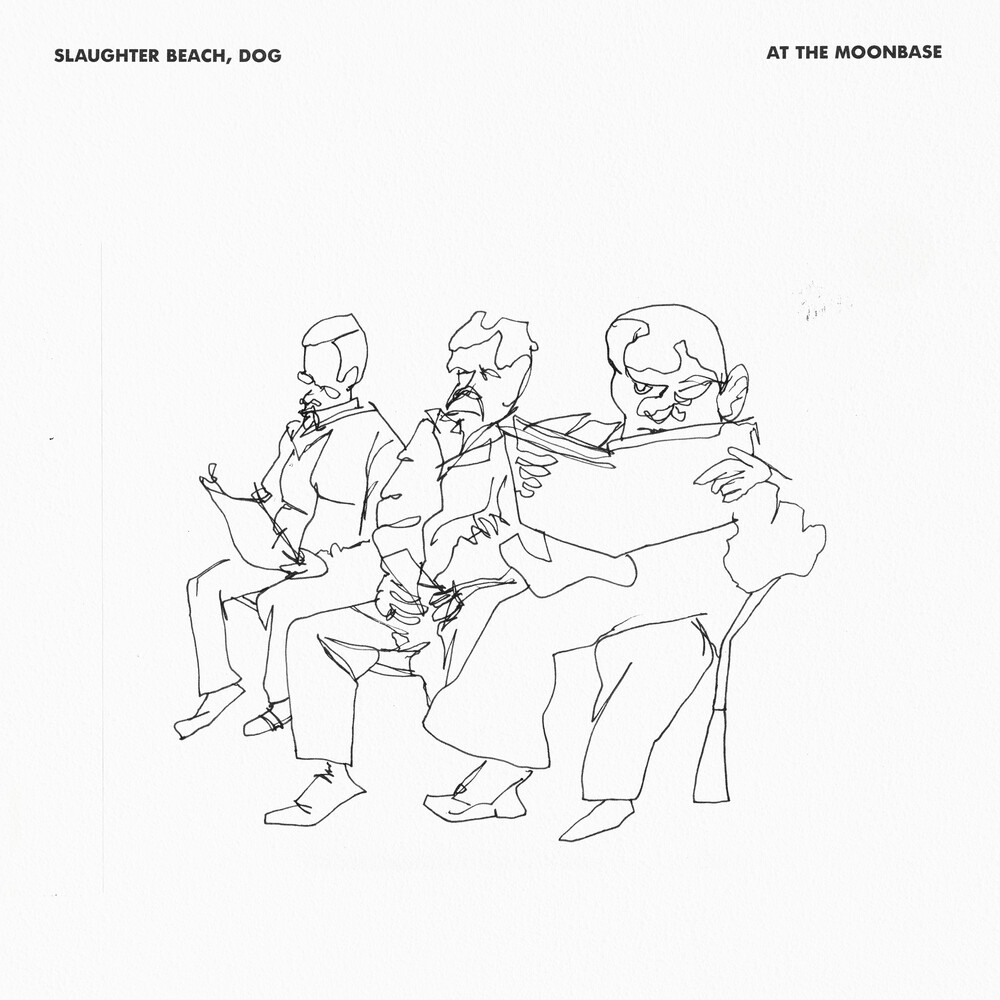 Slaughter Beach Dog - At The Moonbase [Indie Exclusive] (Opaque Blue Vinyl) (Blue)