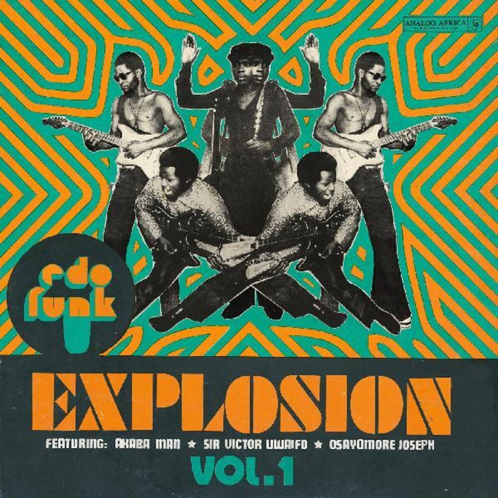 Edo Funk Explosion 1 / Various - Edo Funk Explosion 1 (Various Artists)