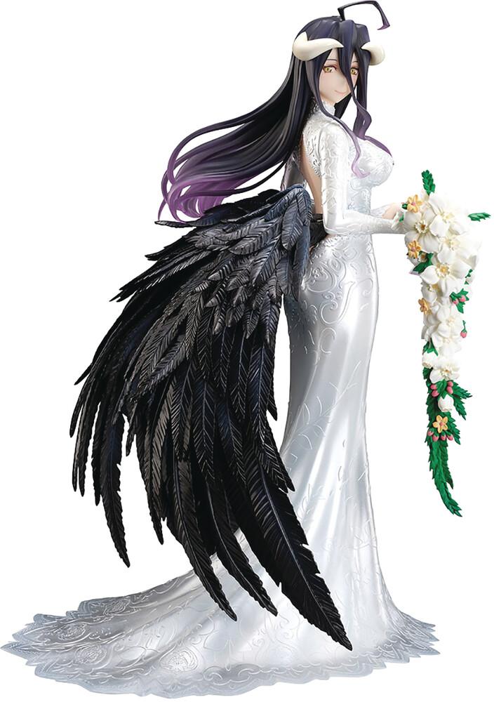 Good Smile Company - Good Smile Company - Overlord III Albedo Wedding Dress 1/7 PVC Figure