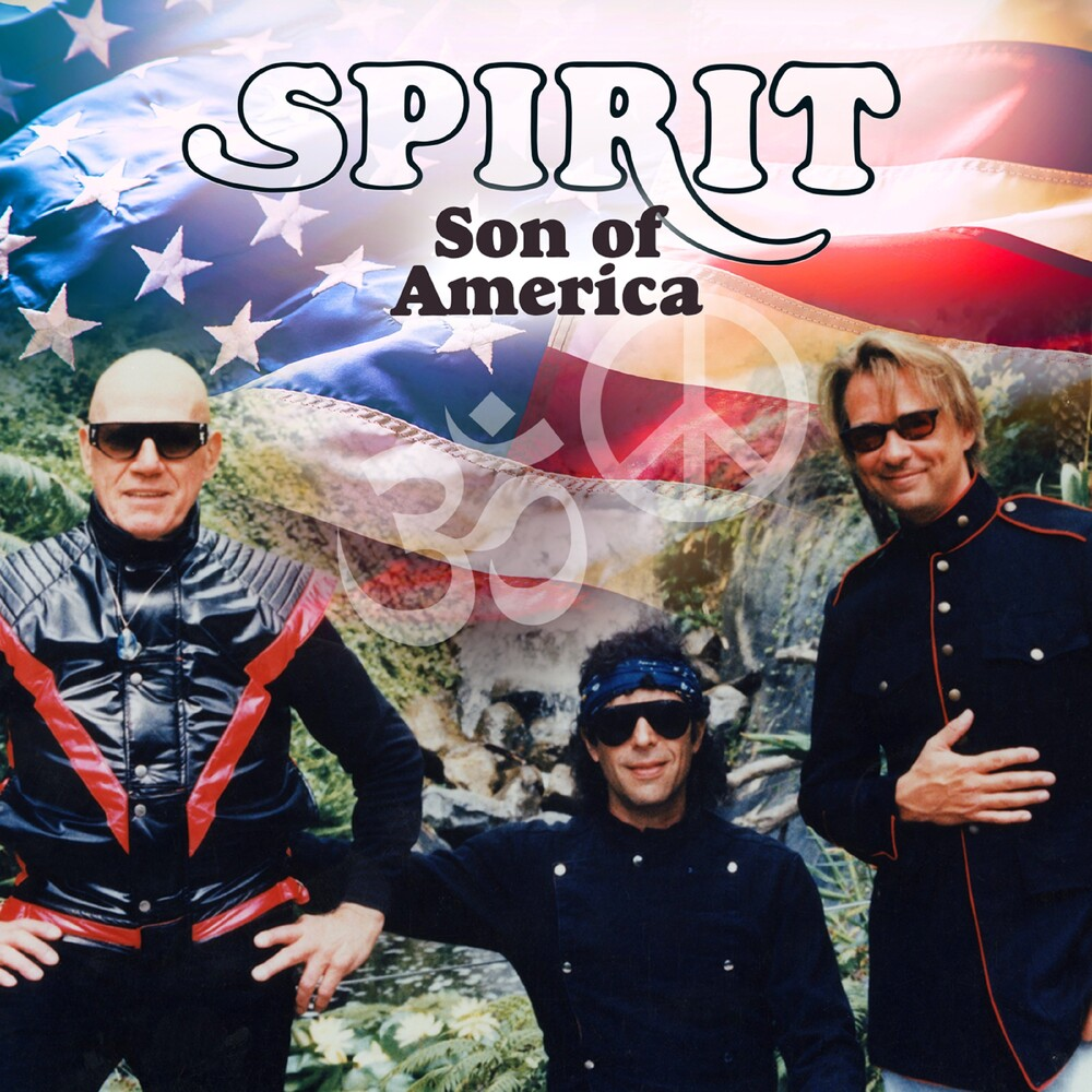 Spirit - Son Of America (Exp) [Remastered] (Uk)