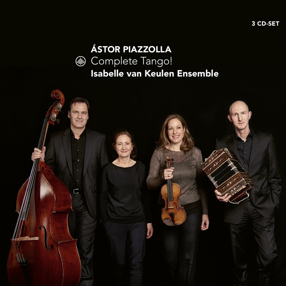 Isabelle van Keulen Ensemble - Complete Tango