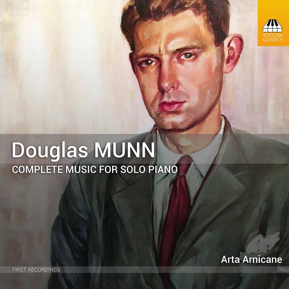 Munn / Arta Arnicane - Complete Music for Solo Piano