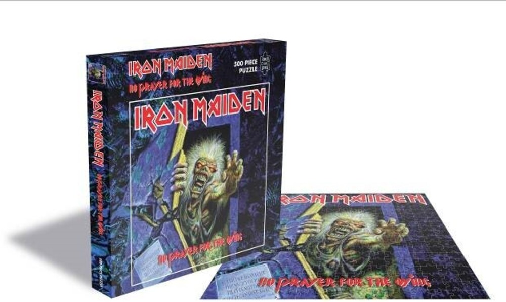 - Iron Maiden No Prayer For The Dying (500 Piece Jigsaw Puzzle)