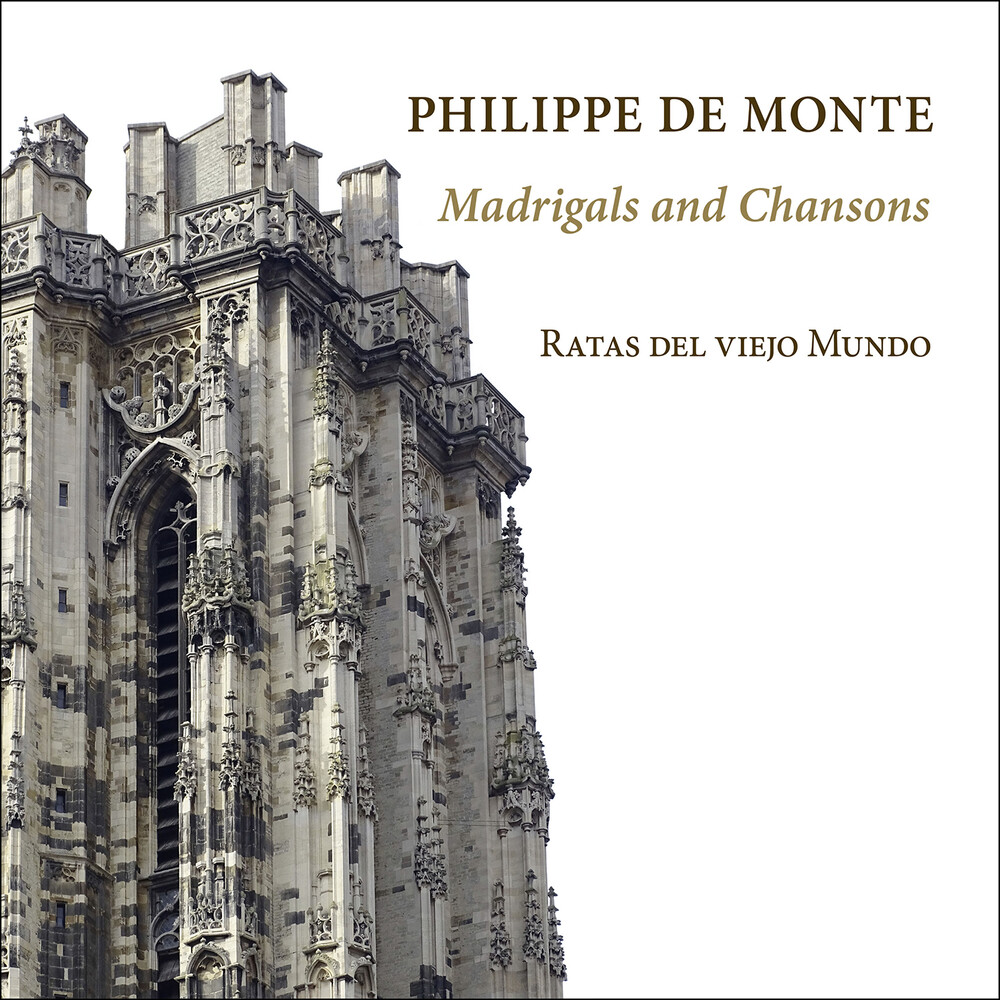 Monte / Ratas Del Viejo Mundo - Madrigals And Chansons