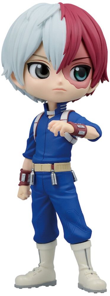 - My Hero Academia Shoto Todoroki Q Posket Figure Ve