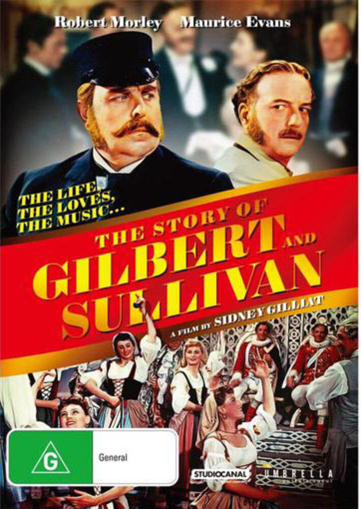 - Story Of Gilbert & Sullivan / (Aus Ntr0)