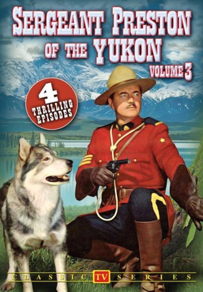 - Sergeant Preston Of The Yukon Volume 3 / (Mod)