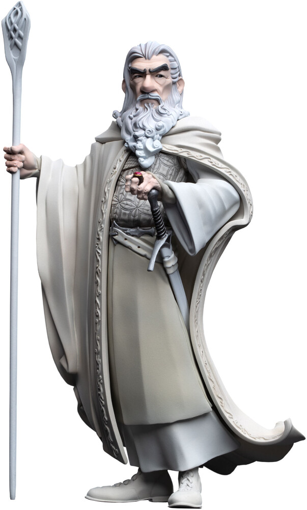 - Lord Of The Rings - Gandalf The White (Clcb) (Fig)