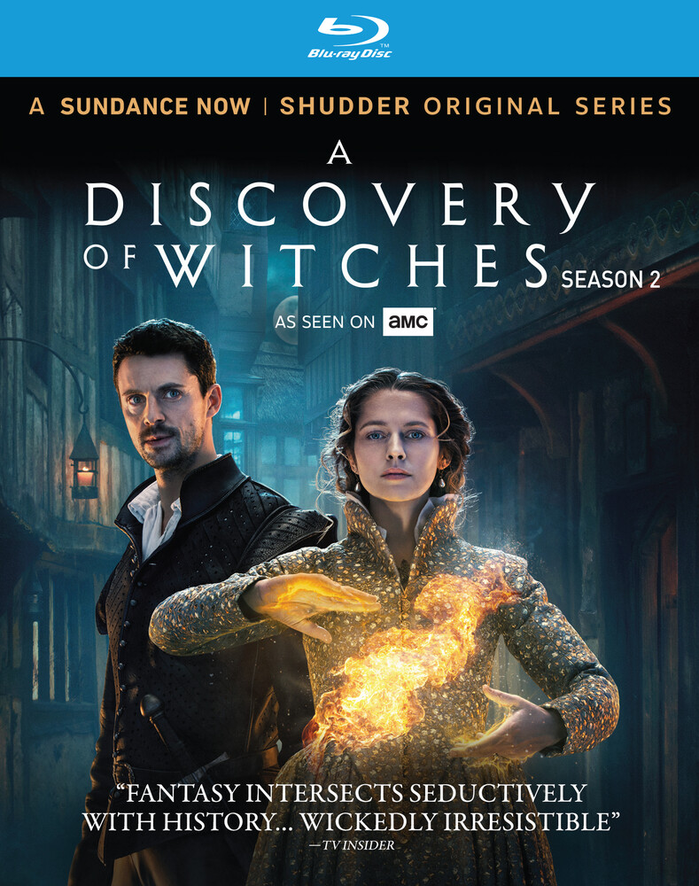 - Discovery Of Witches, A Season 2 Bd (2pc) / (2pk)