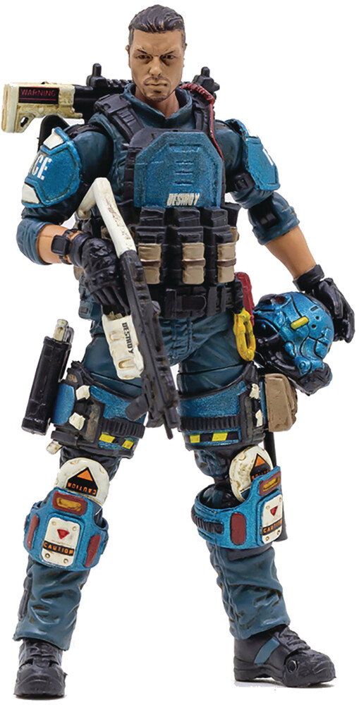- Joy Toy Us Army Paratrooper Blue Falcon 1/18 Figur