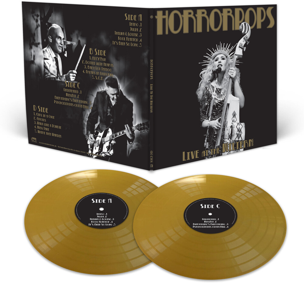 HorrorPops - Live At The Wiltern